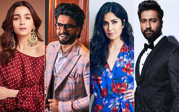 Happy Birthday Ranveer Singh: Alia Bhatt, Katrina Kaif, Vicky Kaushal And More Wish The Golden Boy