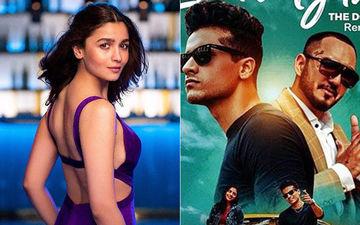 Alia Bhatt To Sizzle In 'Prada': Actress Will Be Seen In Lamborghini Fame The Doorbeen's New Music Video