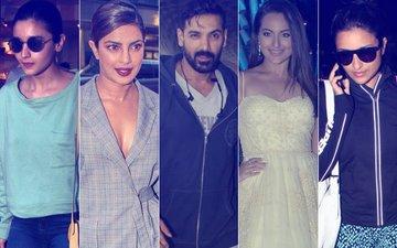 STUNNER OR BUMMER: Alia Bhatt, Priyanka Chopra, John Abraham, Sonakshi Sinha Or Parineeti Chopra?