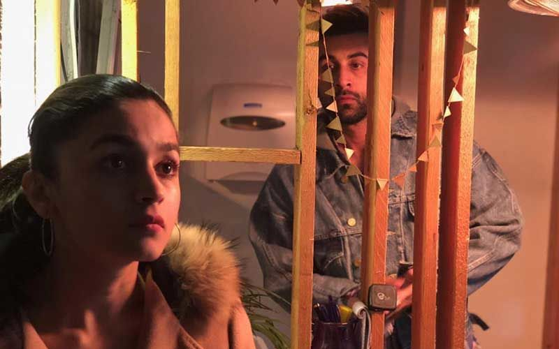 Brahmastra Diaries: Ranbir Kapoor Can't Take His Eyes Off Alia Bhatt