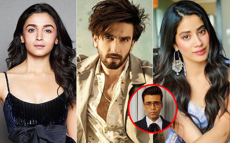 Kuch Kuch Hota Hai Reboot: Karan Johar To Bring Out The Ultimate Casting Coup With Ranveer Singh, Alia Bhatt And Janhvi Kapoor