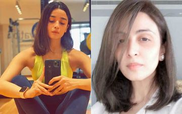 After Ranbir Kapoor Chops Off Alia Bhatt's Hair, Neetu Kapoor Turns Hairdresser For Daughter Riddhima