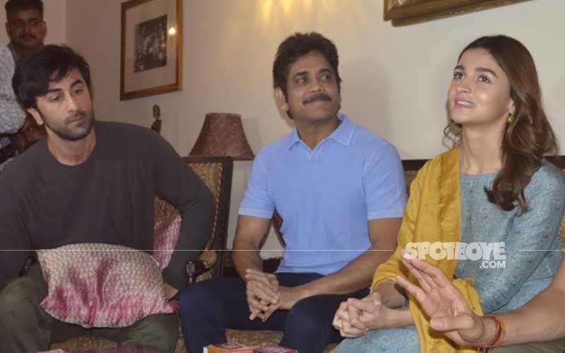 Brahmastra: Nagarjuna Joins Alia Bhatt-Ranbir Kapoor As They Resume Shooting For The Most-Anticipated Film