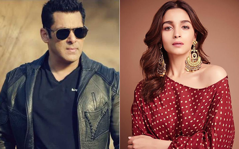 Salman Khan And Alia Bhatt's Character Details From Inshallah Revealed!