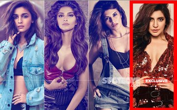 Alia, Sonam & Jacqueline Get A SURPRISE GIFT From Anushka, Guess What?