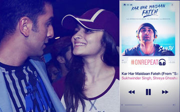 Alia Bhatt Can't Get Enough of Ranbir Kapoor; Actress Tells The World She Is Addicted To Sanju's Song
