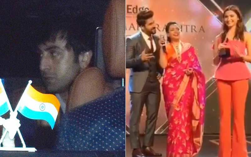 Alia Bhatt Birthday: Ranbir Kapoor Gives Midnight Surprise; Rani Mukerji Sings For The Actress At Maharashtra Achievers Awards 2019