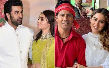 Diwali 2020: Ranbir Kapoor-Alia Bhatt, Varun Dhawan-Sara Ali Khan, Vaani Kapoor-Ayushmann Khurrana- 5 Fresh Jodis Waiting To Scintillate The Silver Screens