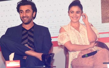 Yes Or No? Alia Bhatt's Reply On Dating Ranbir Kapoor Will Leave You Confused