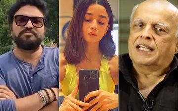 BJP MP And Singer Babul Supriyo Blames Mahesh-Mukesh Bhatt's Comments For Alia Having To Face 'Dirt On Social Media' After Sushant Singh Rajput's Death