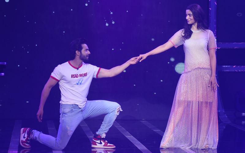 Varun Dhawan & Alia Bhatt Give A Funny Twist To 'Ishq Wala Love' From SOTY