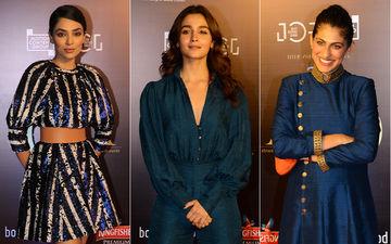 Alia Bhatt, Sobhita Dhulipala And Kubbra Sait Slayed The Red Carpet At Critics' Choice Film Awards
