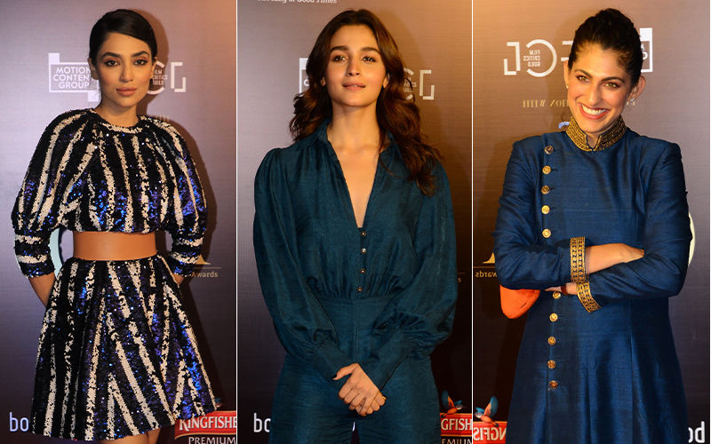 Alia Bhatt, Sobhita Dhulipala And Kubbra Sait Slayed The Red Carpet At Critics' Choice Film Awards