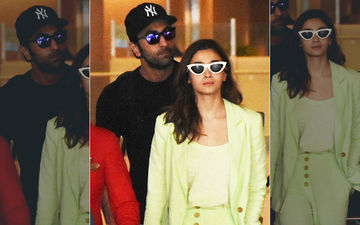 Brahmastra Shoot: Why Did Alia Bhatt And Ranbir Kapoor Rush Back To Mumbai From Varanasi?