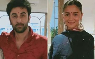 Diwali 2020: Lovebirds Ranbir Kapoor And Alia Bhatt Celebrate The Festival Of Lights Together, Look Gorgeous In Ethnic Outfits
