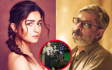 Alia Bhatt To Work With Sanjay Leela Bhansali Soon But Not For Inshallah, Confirms The Actress- VIDEO