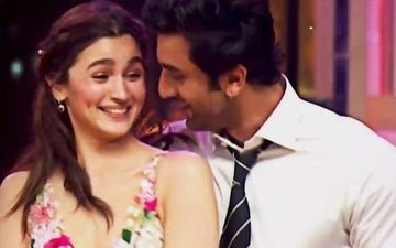 When Alia Bhatt Picked Ranbir Kapoor For Her Swayamvar, Also Revealed She Wouldn't Mind Doing A Steamy Scene With Him-WATCH