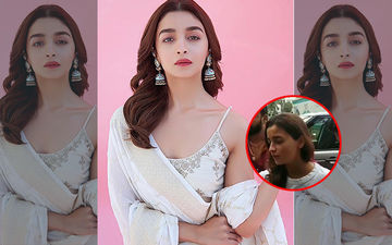 Alia Bhatt Criticised For Yelling At Her Bodyguard; Netizens Ask Her To Calm Down
