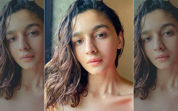 Alia Bhatt's Pink Diwali Lehenga Took 4 MONTHS To Make And Features Drawings By Children, Actress Calls It 'Labour Of Love' Of Many Karigars And Kids