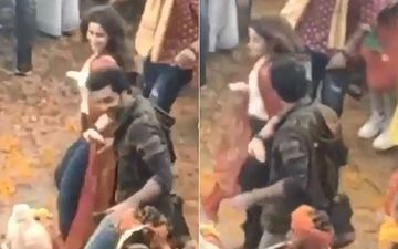 Brahmastra: Alia Bhatt- Ranbir Kapoor Dance Their Hearts Out In LEAKED Video For New Song, The Chemistry Is Undeniable- WATCH