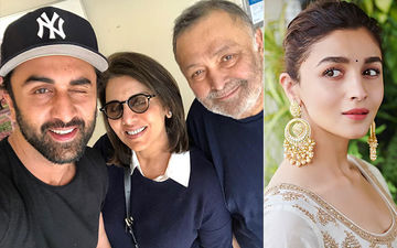 Not With Alia Bhatt, Ranbir Kapoor To Move Back With Parents Rishi-Neetu Kapoor?