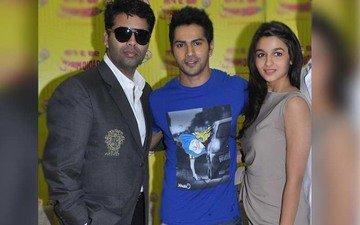 KJo Confirms Varun-Alia For Shuddhi