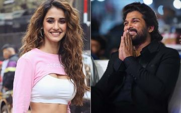 Not Tiger Shroff But Disha Patani Is Mighty Impressed With Allu Arjun's Dance Moves, Wants The Secret Behind It; Here's His Response