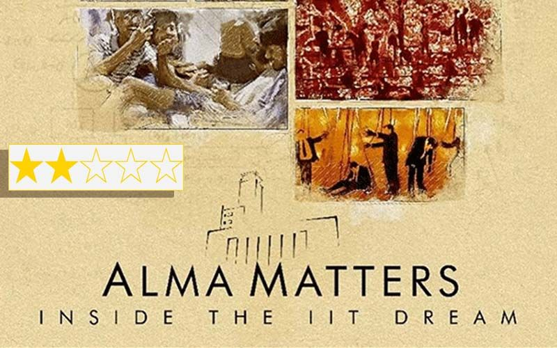 Alma Matters REVIEW: A Pointless Documentary On  IIT Kharagpur