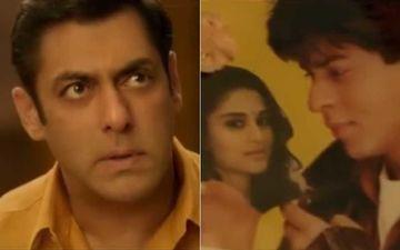 Dabangg 3 Promo: Salman Khan Is Jealous Of Shah Rukh Khan As Saiee Manjrekar Likes Him