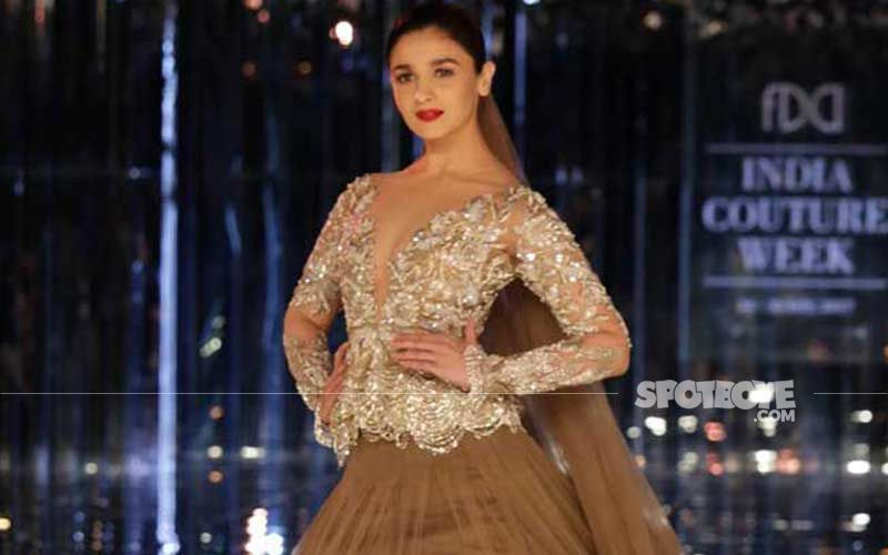 Alia Bhatt Writes A Sweet Message For BFF On Her Engagement; Shares The Cutest Boomerang Of Newly Engaged Couple