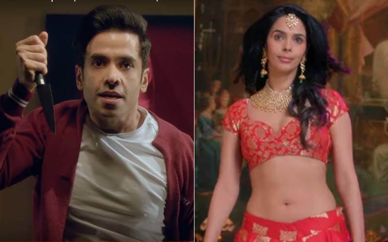 ALTBalaji's BOOO…Sabki Phategi Starring Tusshar Kapoor-Mallika Sherawat Will Spook And Tickle You In Equal Measures- Watch Trailer