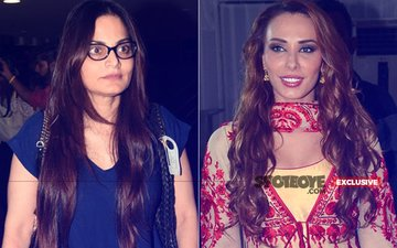 Salman Khan's Sister Alvira Agnihotri Comes To His Girlfriend Iulia Vantur's Rescue