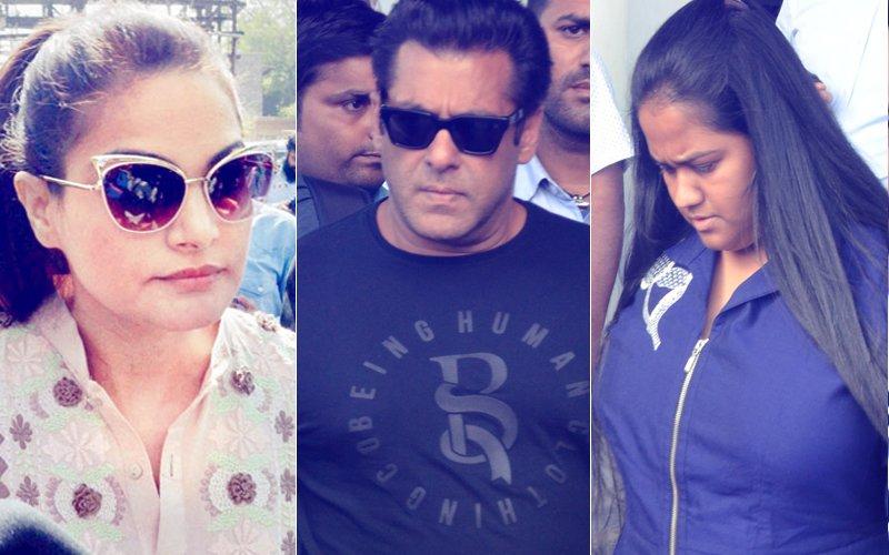 Blackbuck Case: Alvira Breaks Down, Arpita Consoles Salman Khan