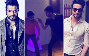 Karan Patel- Aly Goni Burn The Dance Floor Govinda Style!
