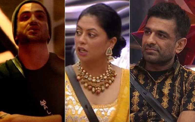 Bigg Boss 14: Aly Goni DISQUALIFIES Kavita Kaushik From Captaincy Task After She PUSHES Eijaz Khan