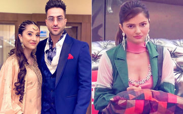 Bigg Boss 14: Aly Goni's Sister Ilham Asks Netizens To Not Abuse Her Brother After Rubina Dilaik Fans Troll Him For Nominating Her