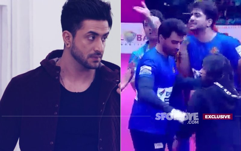 VIDEO: Aly Goni ABUSES, Loses His Cool, DISRUPTS Box Cricket League Game