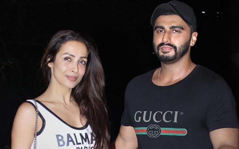 "Malaika Arora Writes, ""The Right Lover Will Never Cause Anxiety""; Tags Arjun Kapoor In Her Post"