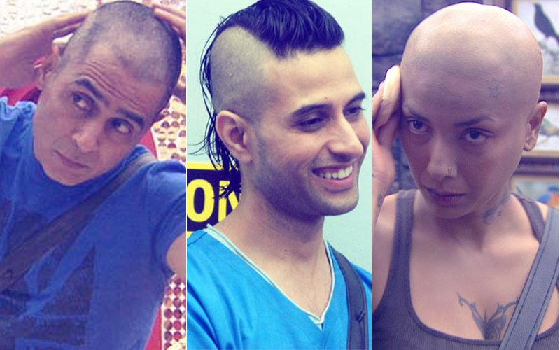 5 Bigg Boss Contestants Who DARED To Go BALD On-Screen