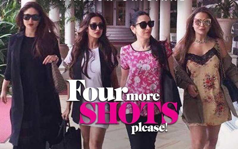 Four More Shots Please 2: Kareena Kapoor Khan, Malaika Arora, Karisma Kapoor, Amrita Arora Binge Watch Season 2