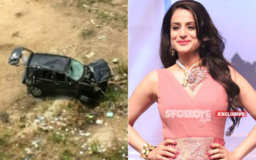 "Ameesha Patel Car Accident News: Actress Says, ""I Am Shooting In Mumbai, The News Is A Hoax""- EXCLUSIVE"