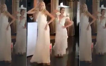 American Tennis Player Alison Riske Dances To Katrina Kaif's 'Nachde Ne Saare:' Watch Viral Video From Her Wedding To Stephen Amritraj