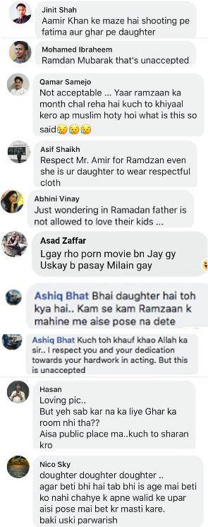 amir khan trolled on facebook