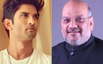Sushant Singh Rajput Demise: #AmitShahDoJusticeForSSR Trends As Netizens Demand CBI Probe Into Actor's Death