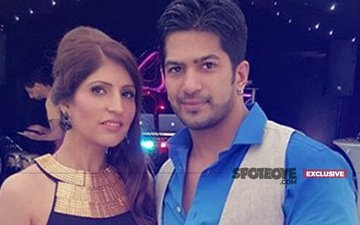 Splitsville For Kasam Tere Pyaar Ki Actor Amit Tandon And Wife Ruby?