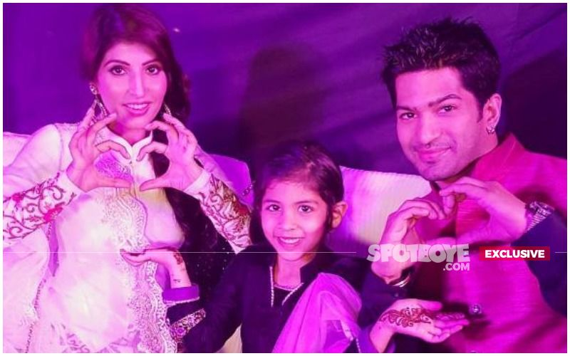 Amit Tandon And Ruby CANCEL DIVORCE Proceedings; Back To Living As Husband And Wife- EXCLUSIVE