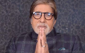 Amitabh Bachchan Pledges To Support 1 Lakh Daily Wage Workers By Providing Them With Monthly Ration