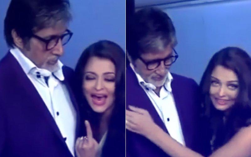 Amitabh Bachchan To Aishwarya Rai: STOP Behaving Like Aaradhya!