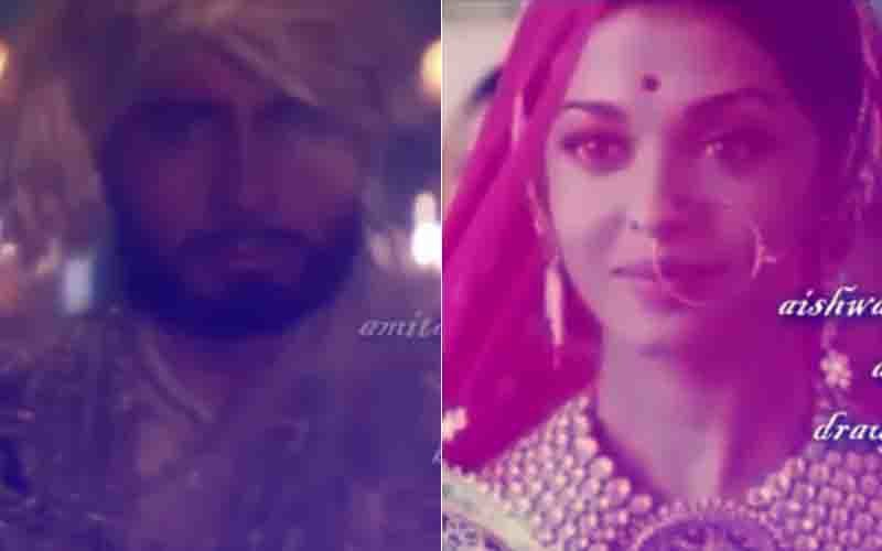 Star Frenzy: Amitabh Bachchan & Aishwarya Rai In A Fan-Made Randamoozham Trailer