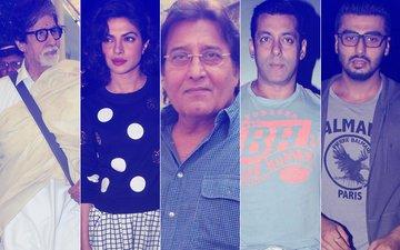 Amitabh Bachchan, Priyanka Chopra, Salman Khan & Arjun Kapoor Remember Vinod Khanna